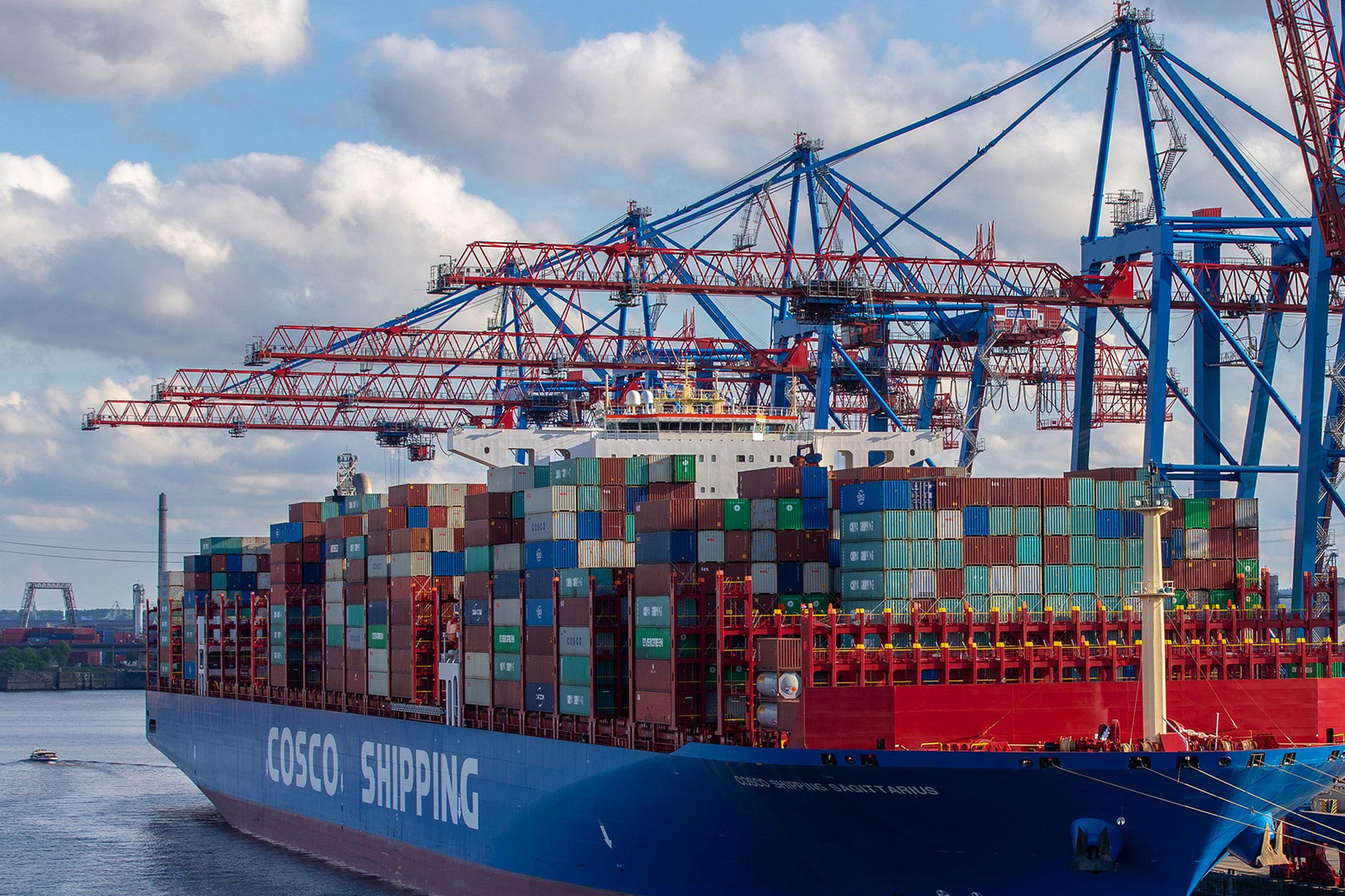Ship Rotterdam